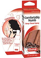 Comfortable Numb Deep Throat Spray