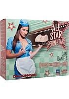 All Star Porn Stars Dani Daniels Pussy With Bush And Ass