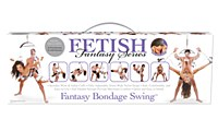 Fetish Bondage Swing White