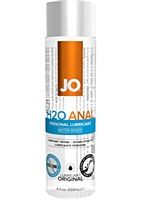 JO H20 Original Anal Lubricant 4 Ounce