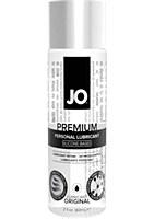 JO Premium Classic Silicone Lubricant 2.5 Ounce