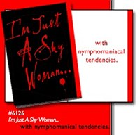 PPL- I'm Just A Shy Women