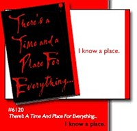 PPL- There's A Time & Place...