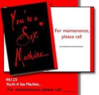 PPL- You're A Sex Machine