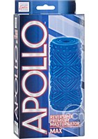 Apollo Reversible Premium Masturbator Max Blue