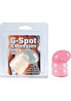 G-Spot Extensions Pink