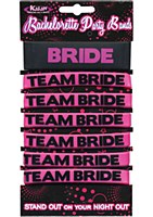 Team Bride Bands