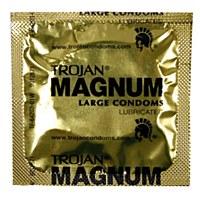 Trojan Magnum Large Size Condom