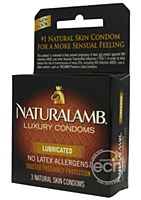 Trojan Natural Lamb Condoms
