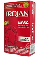 Trojan Non Lubricated Conoms