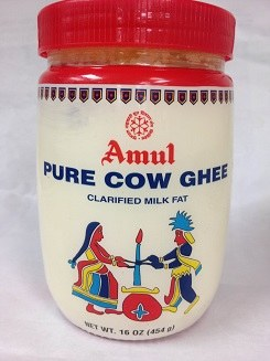 AMUL PURE COW GHEE 16OZ