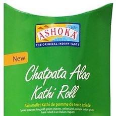 ASHOK CHAT ALOO KATHI ROLL 200g