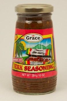 GRACE HOT JERK SEASONING 10OZ