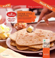 HALDIRAM'S HOMESTYLE PARATHA 20PC - Family Pack