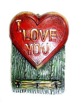 Key Stand No 1 Love U