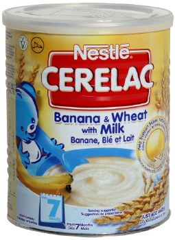NESTLE CERELAC BANANA & WHEAT WITH MILK