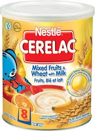 Nestle Cerelac Mix Fruit 400g