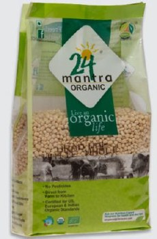 24 Mantra Organic Urad White Whole 2lb