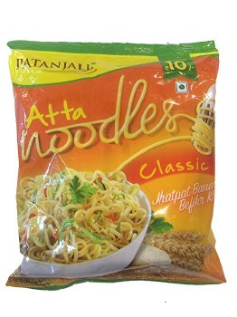 Patanjali Classic Atta Nood.60