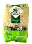 24 Mantra Organic Urad White Split Dal 2lb