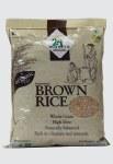 24 Mantra Organic Brown SonaMasoori Rice 2.2lb