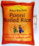 ASIAN KITCHEN PONNI BOILED RICE 10LB