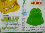 AHMED BANANA JELLY 85GM