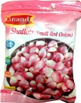 ANAND FROZEN SHALLOT SMALL RED ONION 16OZ