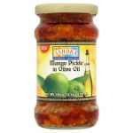ASHOKA MANGO PICKLE IN OLIVE OIL 300G