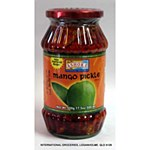 Ashoka Mango Pickle Hot 500g