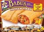 BABU'S PANEER TIKKA 9OZ