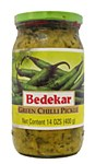 BEDEKAR GREEN CHILLI 400 GM