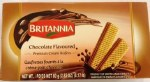 BRITANNIA CREAM WAFER CHOCOLATE  SM 85 G