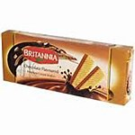 BRITANNIA CREAM WAFER CHOCOLATE LRG 175