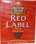 BROOKE BOND RED TEA LOOSE LARGE 900 G