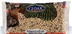 CEDAR BLACK EYE PEAS 20OZ