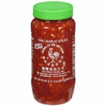 CHILLI GARLIC SAUCE 1Lb