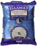 DAWAT TRADITIONAL BASMATI RICE 10LB