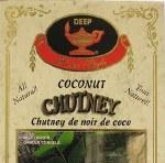 Ashoka Coconut Chutney 1280g