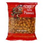 DEEP PEANUTS SPICY 8 OZ