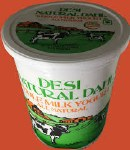 DESI YOGURT WHOLE MILK 5LB