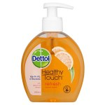DETTOL LIQUID SOAP 250ML