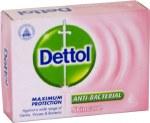 DETTOL SOAP PINK 125G