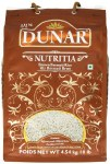 DUNAR BROWN BASMATI RICE 10LB