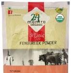 24 Mantra Organic Fenugreek Powder 7oz