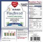 Dr. Reddy Flax Bread 5 Pcs