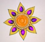 Flower Floating Diyas