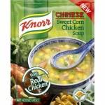 Knorr Sw Corn Chken Soup 46g