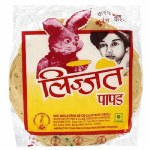 Lijjat Garlic Papad 200gm