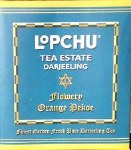 Lopchu Tea Estate Darjeeling Flowery Orange Pekoe Tea 500g